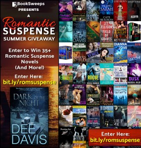 Aug 2016 - Romantic Suspense Sweepstakes - Davis